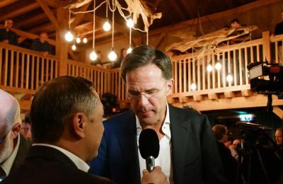 Interview Mark Rutte